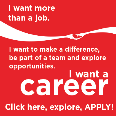 Apply, Search Jobs, Coke Careers, benefits