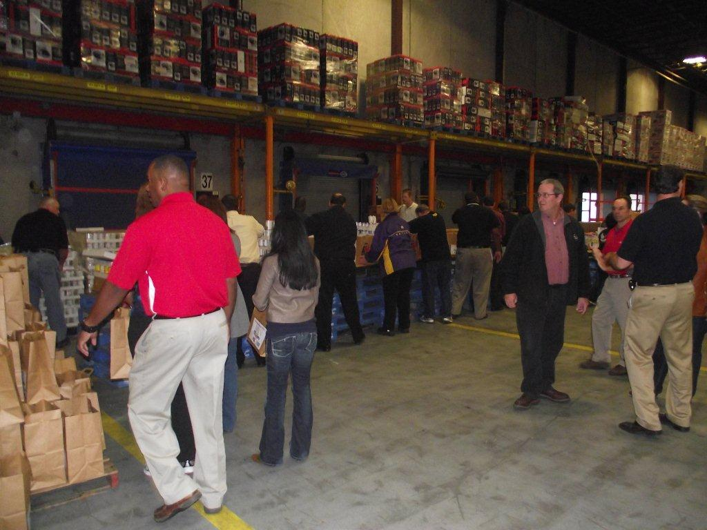 Greater Baton Rouge Food Bank Locations