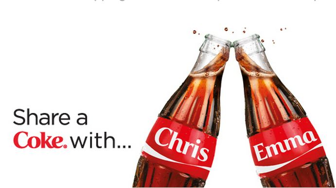 Share a Coke with ...