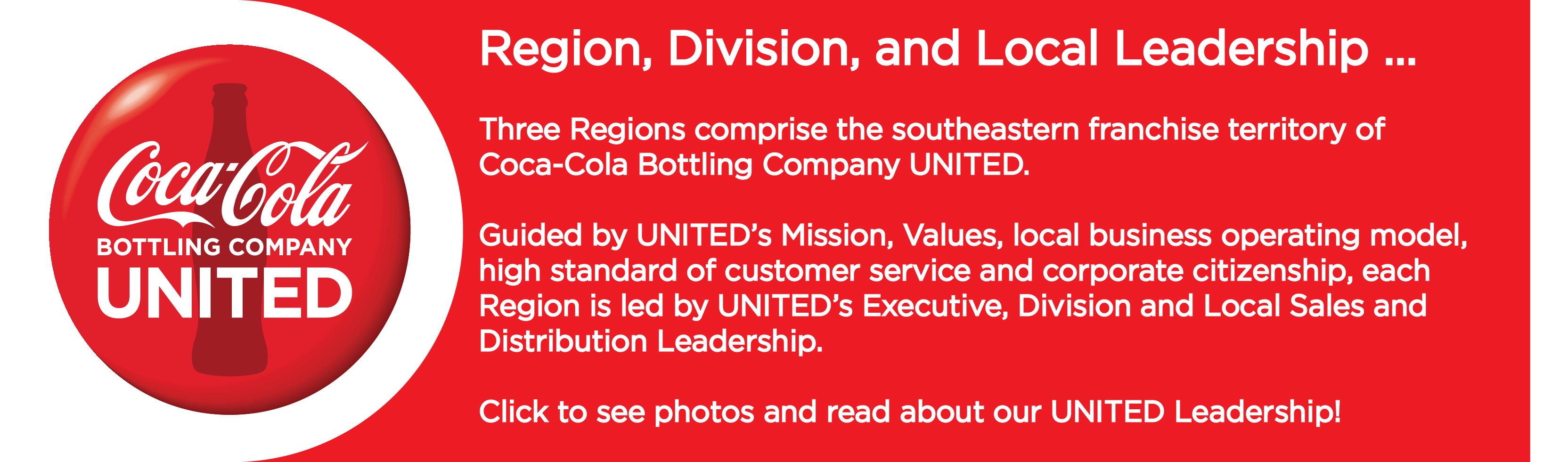 UNITED Leadership, Region, Division