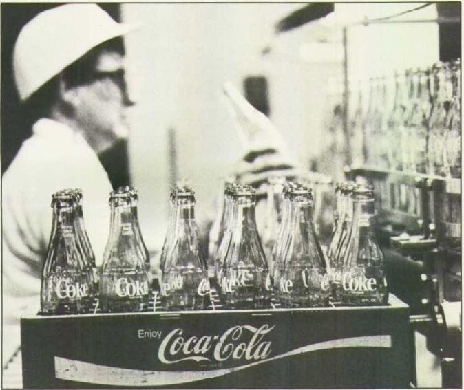 returnable bottles.1984