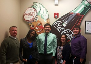 CCU Customer Solutions Call Center Team