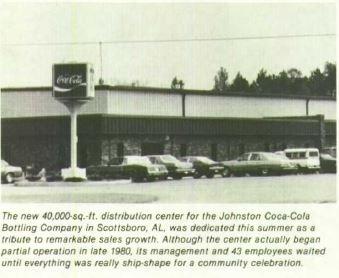 Scottsboro 1981 - New Facility