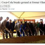 Chattanooga Coca-Cola Ground Breaking News Clip