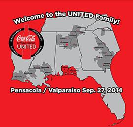 Welcome Pensacola and Valparaiso!