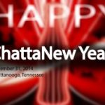 """ChattaNew Year"" celebration, Chattanooga, TN"