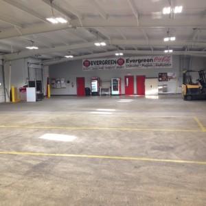 Warehouse, Evergreen, Coca-Cola, Crossdock