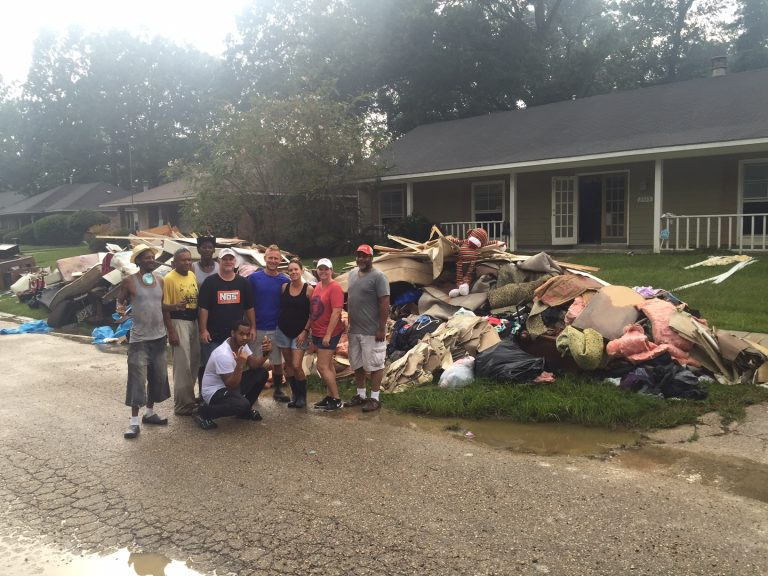 Relief, Donate, UNITED West Region, Baton Rouge, Associates, Commitment, southern Louisiana, Flooding