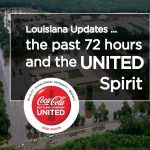 "Southern Louisiana Updates … ""the past 72 hours"" and the UNITED Spirit"