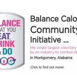Balance Calories Community Initiative