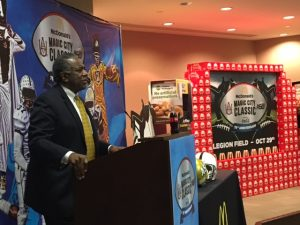 MCC, 2016, Events, Community, College Football, Magic City Classic, Sponsorship, AM University, Alabama State University