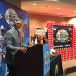 October Press Conference days before the 75th Anniversary Magic City Classic