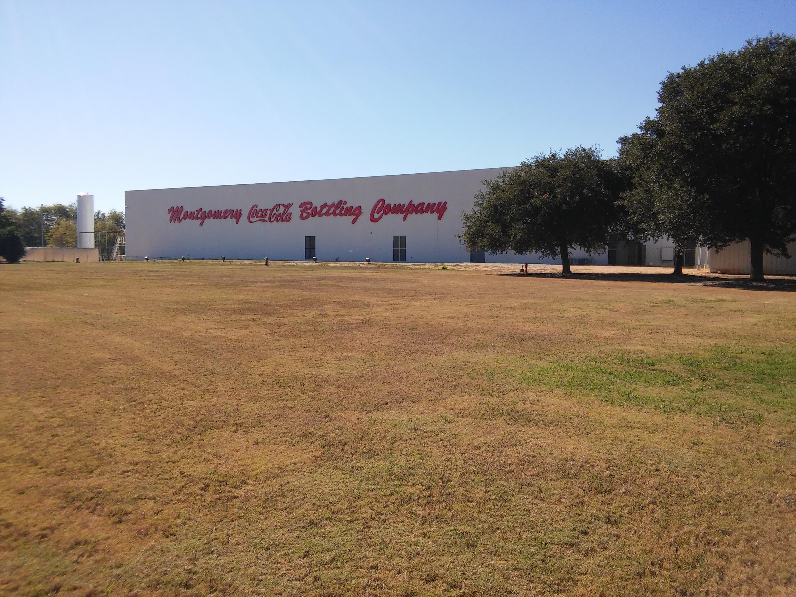 Closing of Transactions:  Montgomery Coca-Cola Production and Equipment Refurbishment Center in Metro Atlanta