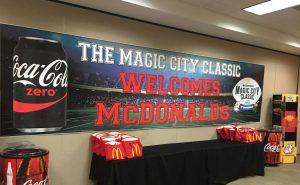 Magic City Classic, McDonalds, Events