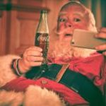 Santa takes a selfie and more holiday photos
