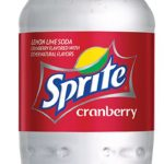 Sprite Cranberry – the perfect holiday beverage