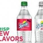 NEW FLAVORS! WANNA SPRITE CHERRY?
