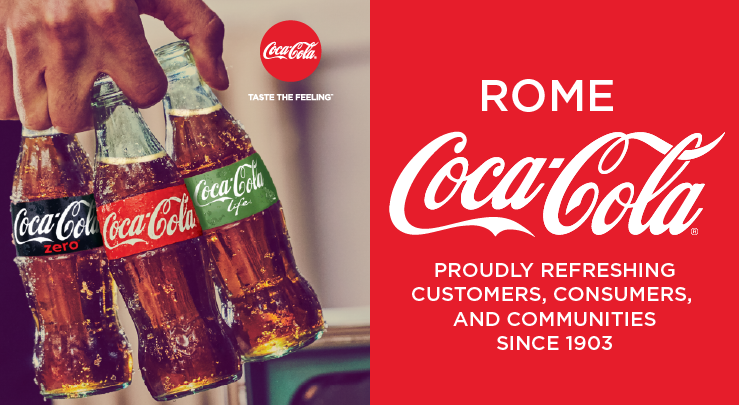 Rome - Coca-Cola Bottling Company United, Inc.