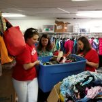 Experiencing the difference our contributions make – United Way Agency Visits
