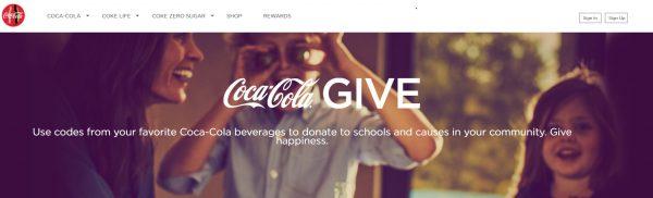 community; coca cola; Relief; Crisis Support; 2017;
