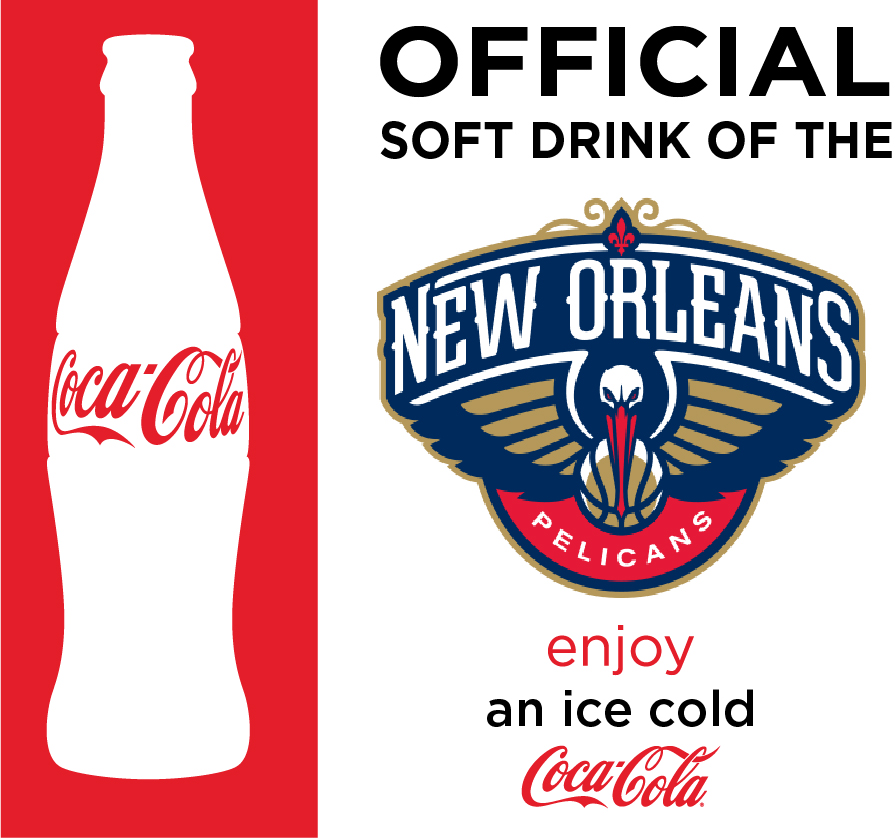 New Orleans Pelicans, Official, soft drink, partnership