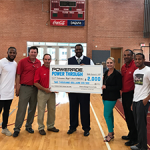 Istrouma High School in Baton Rouge, LA Chosen as a Recipient of the POWERADE Power Your School Award