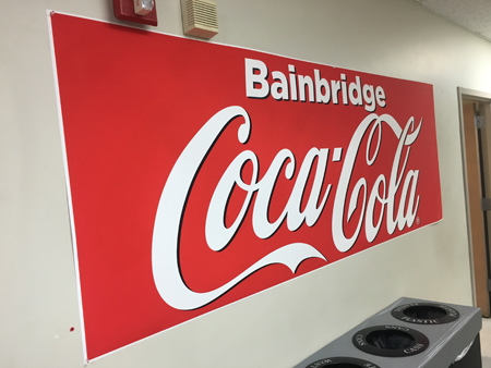 Bainbridge Coca-Cola, Alabama, Coca-Cola UNITED, New Territories, SOF, 21st Century Beverage Model, System of the Future