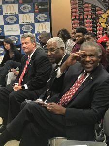Larry Thornton, McDonalds, Magic City Classic, Football, 2017, Mayor Bell, Bo Taylor