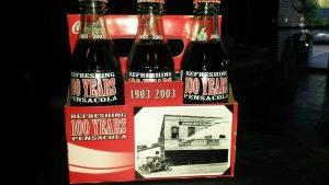 anniversary coca cola bottles