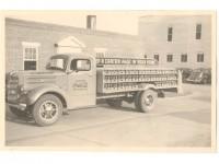 vintage coca cola delivery truck